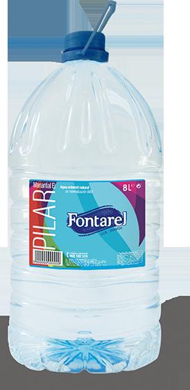 Botella 8 Litros