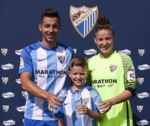 Málaga CF y Fontarel unen sus caminos